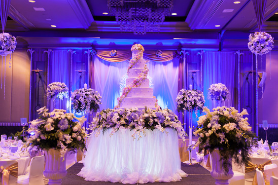 Díva stílusú esküvő