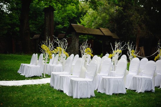 vidéki esküvő