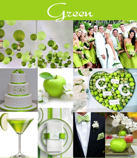 green_wedding_color